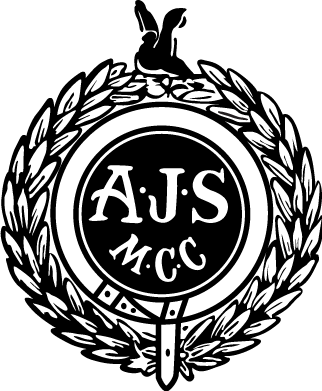 AJS Motorcycle Club Logo